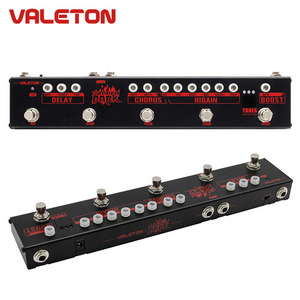 VALETON Dapper Dark 멀티 이펙터